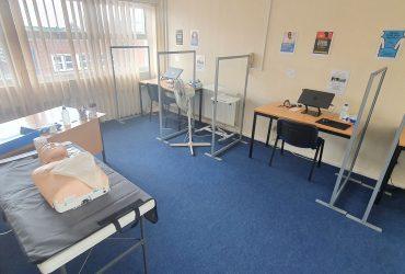 Updated Training Facilities